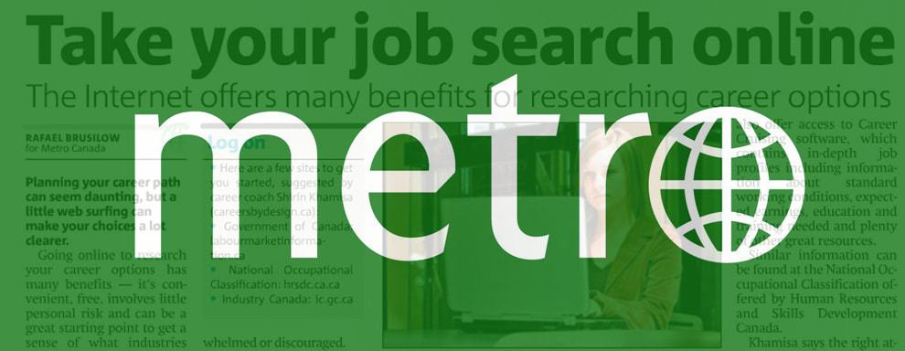How to job search on the internet - Careers by Design