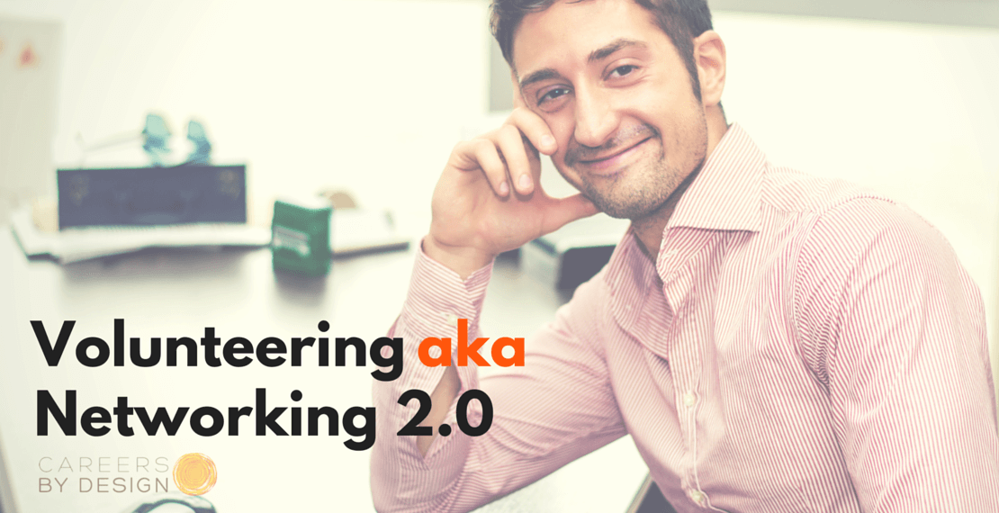 Volunteering is Networking 2.0