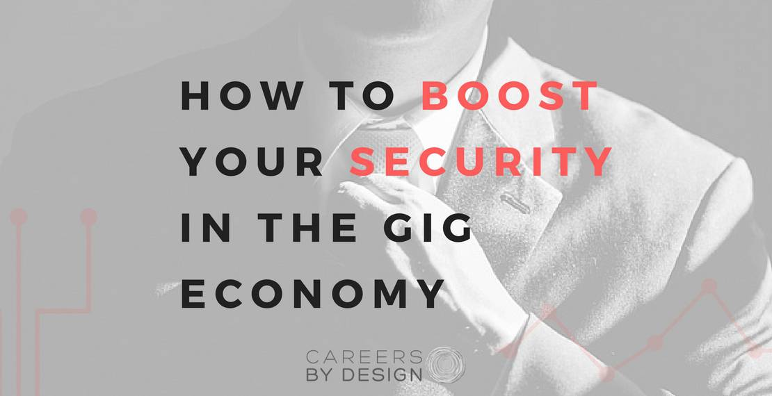 how to boost your security in the gig economy
