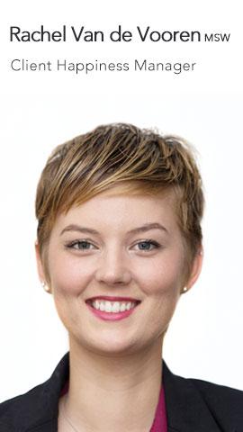 Rachel Van de Vooren Bio
