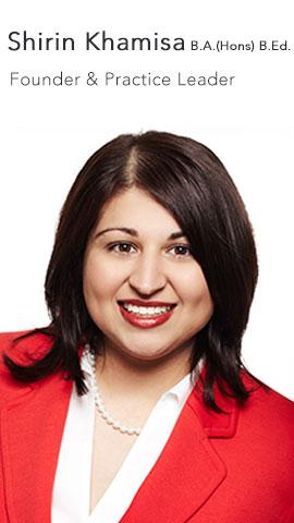 Shirin Khamisa - Professional Profile